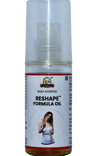 RESHAPE OIL for weight loss