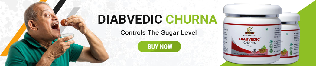 DIABVEDIC CHURNA for sugar